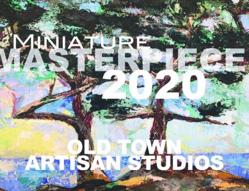 Mini Masterpieces 2020